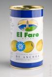 El Faro Olive grün mit Anchoa