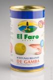 El Faro Olive grün mit Gambas