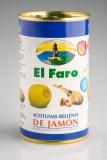 El Faro Olive mit Schinken