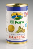 El Faro Olive mit Jalapeno