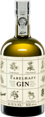 FABELHAFT Dry Gin 40% Vol., 0,5 ltr. / NIEPOORT