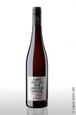 2020er Emil Bauer »Always enjoy life. You are longer dead than alive – start now with my Rosé«