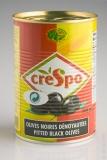 Crespo Olive Schwarz ohne Stein