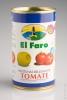 El Faro Olive mit Tomate
