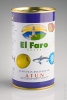 El Faro Olive grün mit Thunfisch