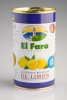 El Faro Olive grün mit Zitrone