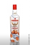 RUSHKINOFF Vodka CARAMELO, 18,0 % Vol. 1,0 Liter